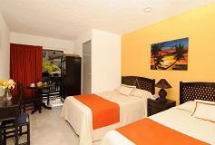 Habitación Smart Room del Hotel Hotel Beach House Imperial Laguna Cancún