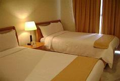 Habitación Villa de Tres Recámaras del Hotel Isla Mazatlán Golden Resort