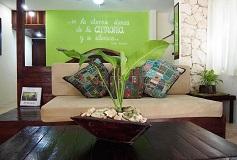 Habitación Loft Armonía del Hotel Jungle Secrets Riviera Maya Hotel Suites Boutique