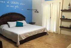 Habitación Suite Océano  del Hotel Jungle Secrets Riviera Maya Hotel Suites Boutique