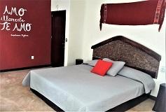 Habitación Suite Te Amo del Hotel Jungle Secrets Riviera Maya Hotel Suites Boutique