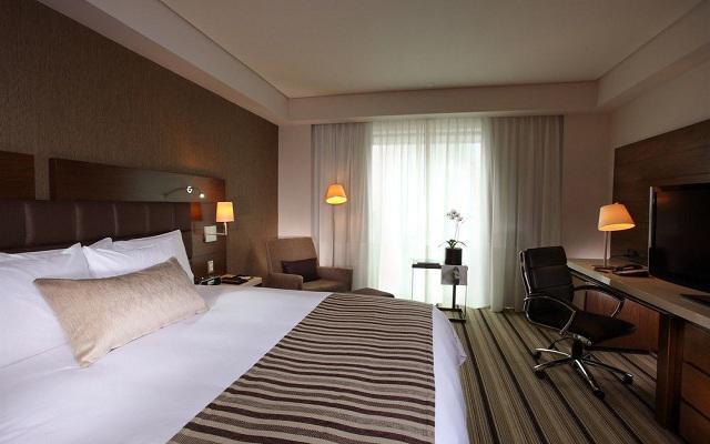Habitación Habitación Deluxe No Reembolsable del Hotel JW Marriott Hotel México City Santa Fe