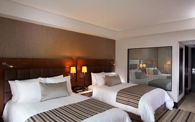 Habitación Habitación Ejecutiva del Hotel JW Marriott Hotel México City Santa Fe