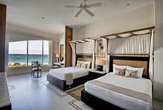 Habitación Suite Vista Oceano del Hotel Hotel Kore Tulum Retreat & Spa Resort