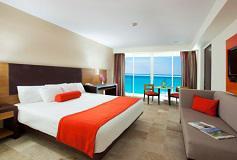 Habitación Krystal Club Ocean View del Hotel Hotel Krystal Club All Inclusive