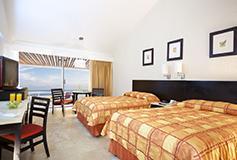 Habitación Superior Vista al Mar del Hotel Hotel Krystal Ixtapa