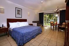 Habitación Estándar Vista al Jardín del Hotel Hotel Krystal Puerto Vallarta Beach Resort