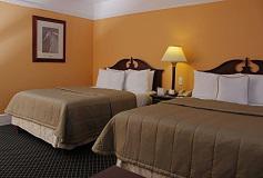 Habitación Deluxe Doble del Hotel Krystal Satélite María Bárbara