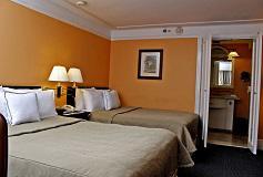 Habitación Estándar Doble del Hotel Krystal Satélite María Bárbara