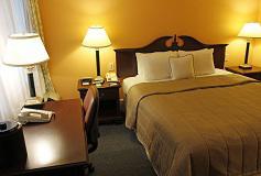Habitación Estándar del Hotel Krystal Satélite María Bárbara