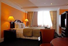Habitación Master Suite del Hotel Krystal Satélite María Bárbara