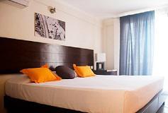 Habitación Estándar del Hotel Hotel La Galeria by Bunik