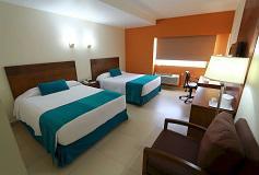 Habitación  Estándar Doble del Hotel La Venta Inn Villahermosa