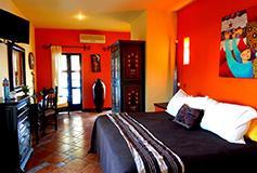 Habitación Deluxe del Hotel La Villa del Ensueño