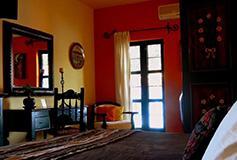 Habitación Estándar del Hotel La Villa del Ensueño