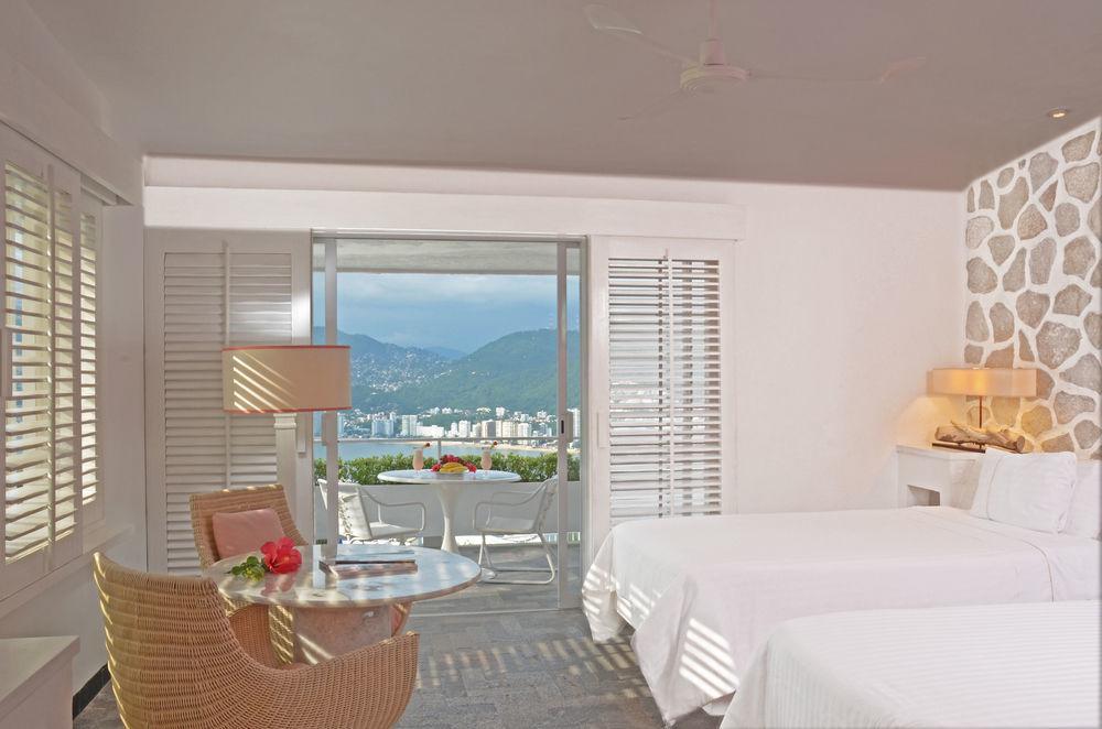 Habitación Casita con alberca compartida vista al mar del Hotel Hotel Las Brisas Acapulco