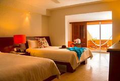 Habitación Brisas Beach Club del Hotel Hotel Las Brisas Ixtapa