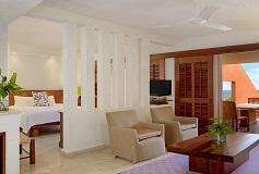 Habitación Junior Suite del Hotel Hotel Las Brisas Ixtapa