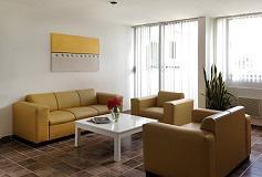 Habitación Suite de Tres Recámaras del Hotel Las Gaviotas Hotel and  Suites