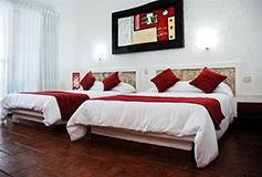 Habitación Junior Suite del Hotel LM Hotel Boutique
