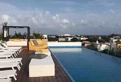 Habitación Loft del Hotel Loft Playa del Carmen Excelente Ubicación