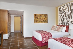 Habitación Deluxe Doble Vista al Mar del Hotel Loreto Bay Golf Resort and Spa at Baja