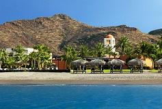 Habitación Junior Suite Sencilla Vista al Mar del Hotel Loreto Bay Golf Resort and Spa at Baja