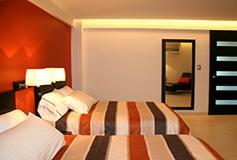 Habitación Estándar Doble del Hotel Maison Bambou Hotel Boutique