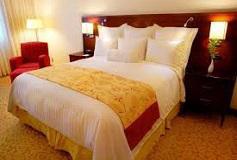Habitación Deluxe del Hotel Marriott Reforma