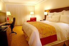 Habitación Executive del Hotel Marriott Reforma