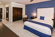 Habitación Deluxe One Queen Bed No Rembolsable del Hotel Medano Hotel and Suites