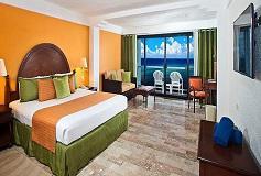 Habitación Premium Vista Frontal al Mar del Hotel Hotel Meliá Cozumel Golf All Inclusive
