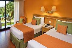 Habitación Meliá Vista al Jardín del Hotel Hotel Meliá Cozumel Golf All Inclusive