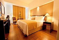 Habitación Ejecutiva King Size del Hotel Meson Ejecutivo