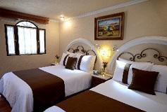 Habitación Estándar del Hotel Hotel Misión Arcángel Puebla