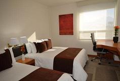 Habitación Estándar del Hotel Hotel Misión Express Monterrey Aeropuerto La Fe