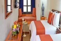 Habitación Estándar del Hotel Hotel Misión Express Zona Rosa