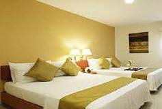 Habitación Estándar del Hotel Hotel Misión Express Mérida Altabrisa