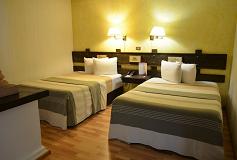Habitación Estándar del Hotel Hotel Misión Xalapa Plaza de las Convenciones