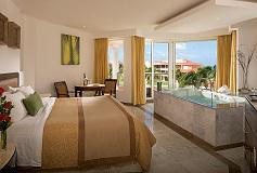 Habitación Ambassador Suite del Hotel Hotel Moon Palace Cancún