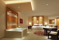 Habitación Superior Deluxe Ocean View del Hotel Hotel Moon Palace Cancún