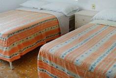 Habitación Doble del Hotel Morales Inn