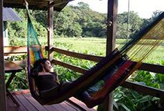 Habitación Cuádruple Twin del Hotel Nanciyaga Reserva Ecologica