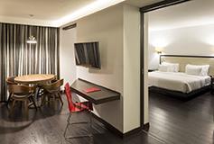 Habitación Superior XL Flexible Premium con Desayuno del Hotel NH Collection Guadalajara Centro Historico