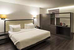 Habitación Superior del Hotel NH Collection Guadalajara Centro Historico