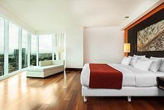 Habitación Premium Check Out Tardío del Hotel NH Collection Guadalajara Providencia