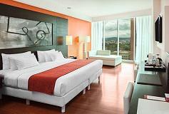 Habitación Superior Check Out Tardío del Hotel NH Collection Guadalajara Providencia