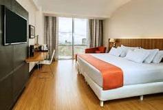 Habitación Premium del Hotel NH Collection Mexico City Santa Fe
