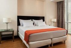 Habitación Superior XL del Hotel NH Collection Mexico City Santa Fe