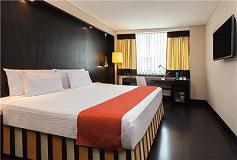Habitación Estándar del Hotel NH Mexico City Centro Histórico